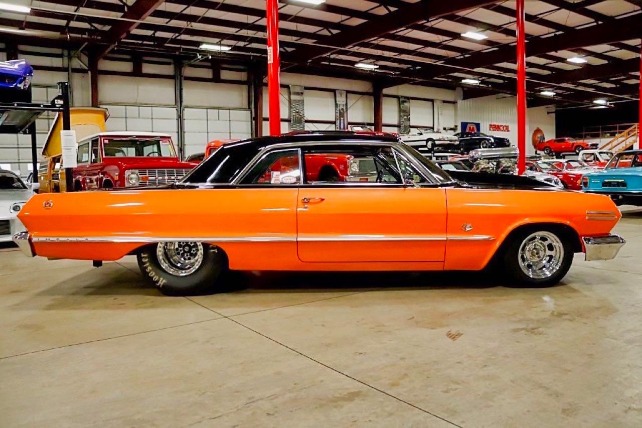 '63 Chevrolet Impala SS - Le monstre ! 4