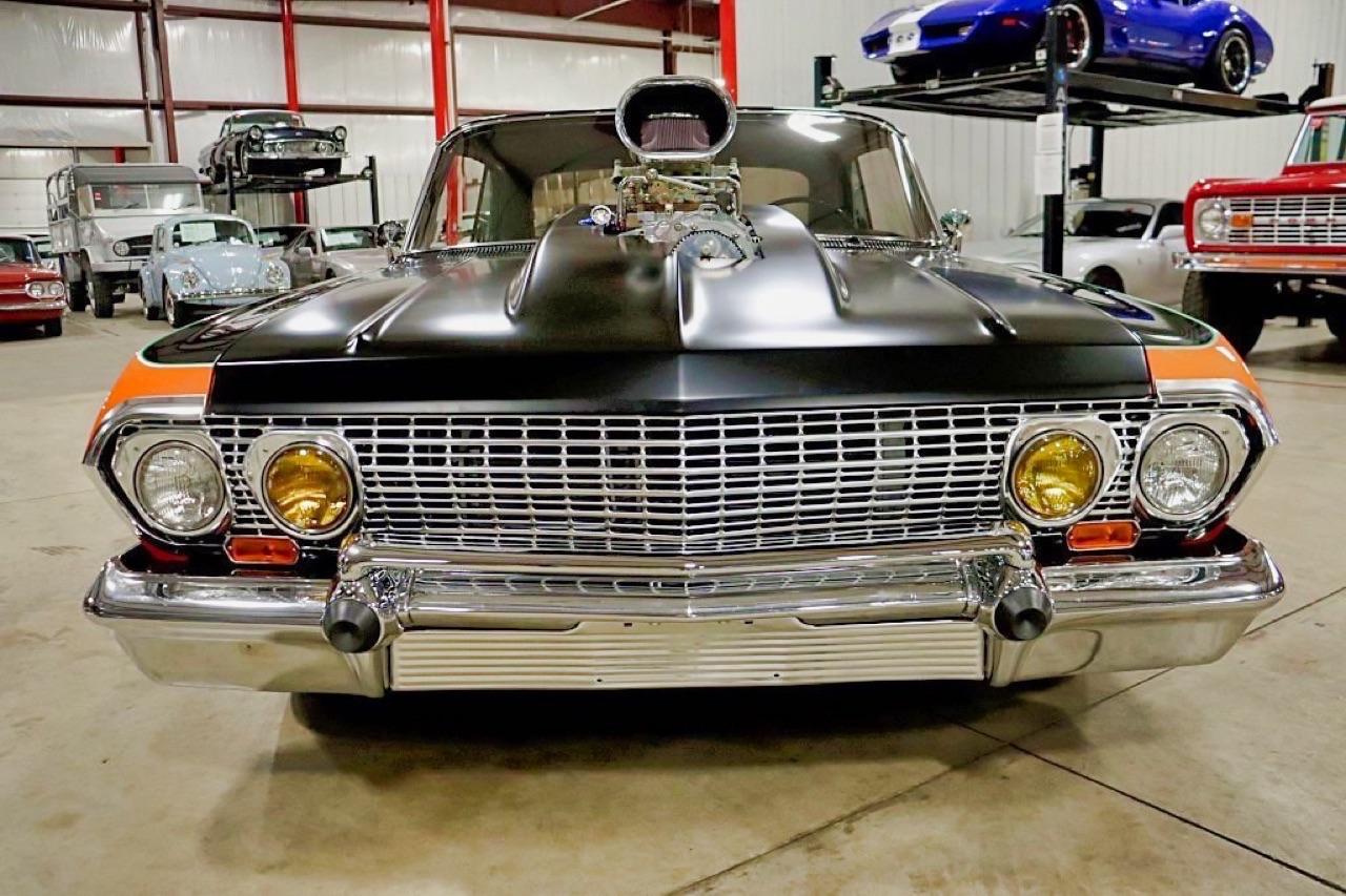 '63 Chevrolet Impala SS - Le monstre ! 2