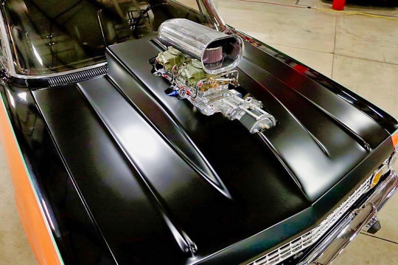'63 Chevrolet Impala SS - Le monstre ! 5