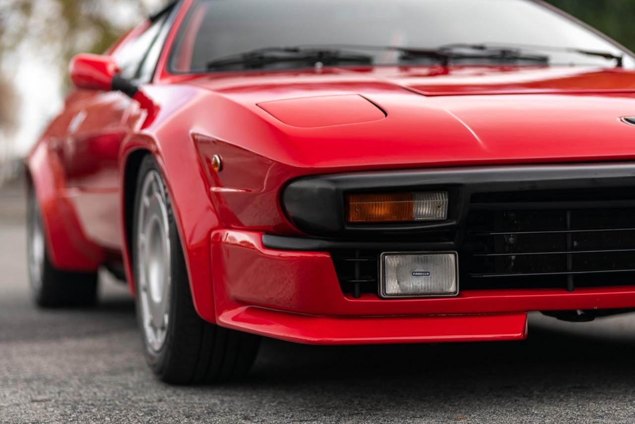 Lamborghini Jalpa - La malédiction du V8 ! 9