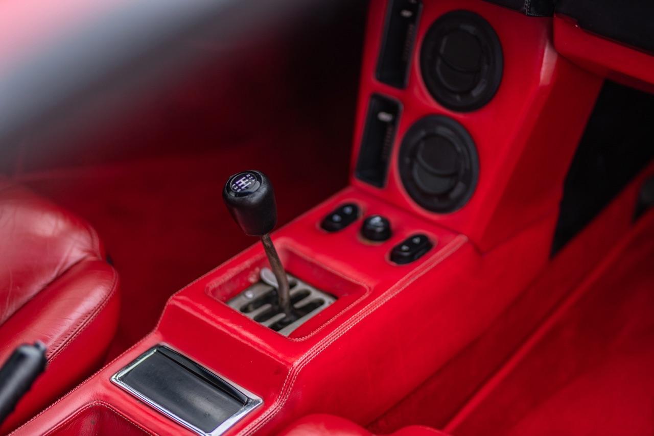 Lamborghini Jalpa - La malédiction du V8 ! 10