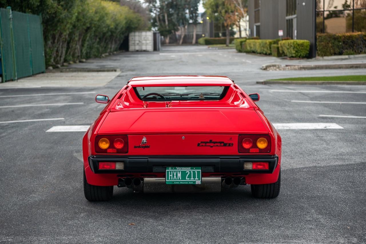 Lamborghini Jalpa - La malédiction du V8 ! 3