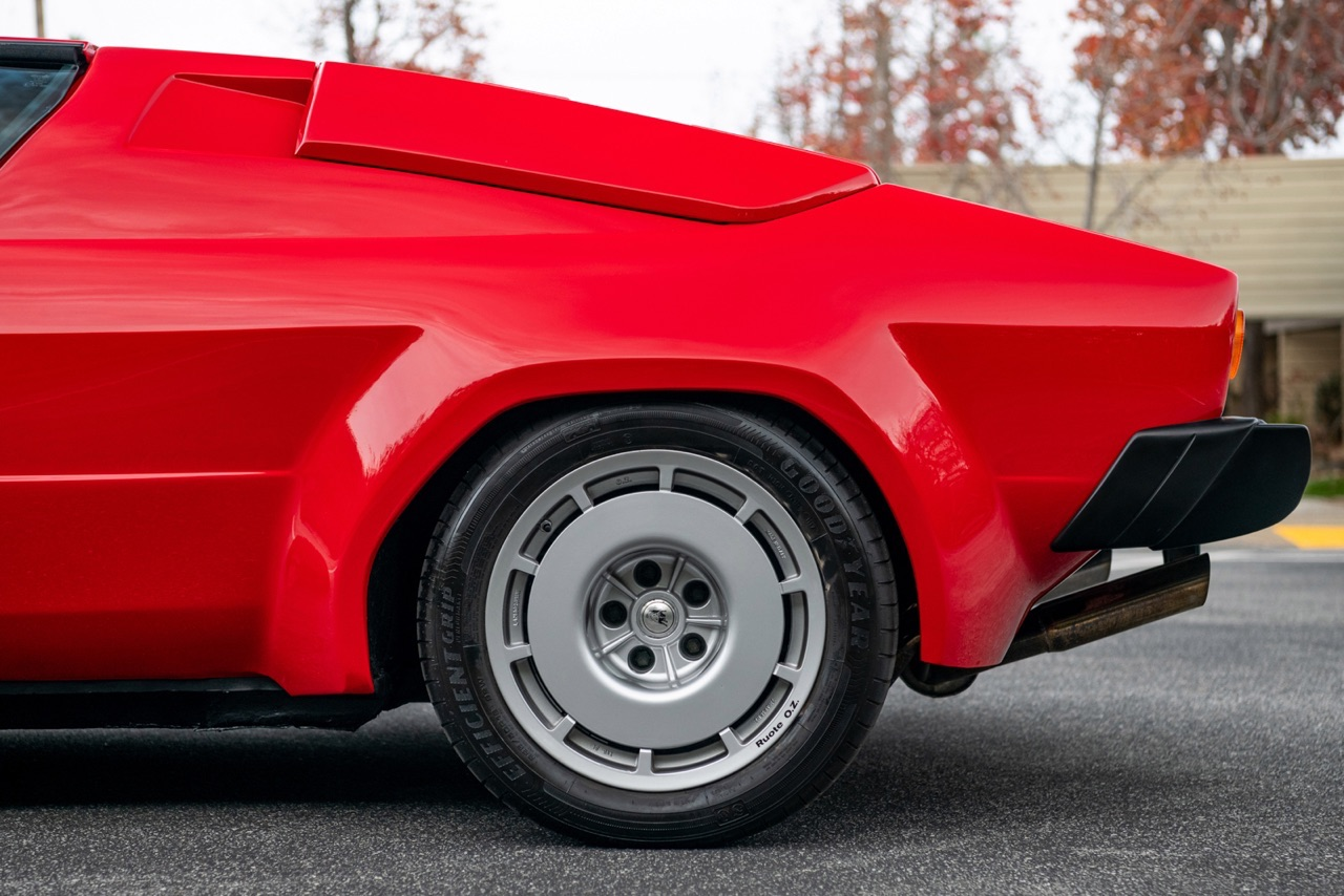 Lamborghini Jalpa - La malédiction du V8 ! 8