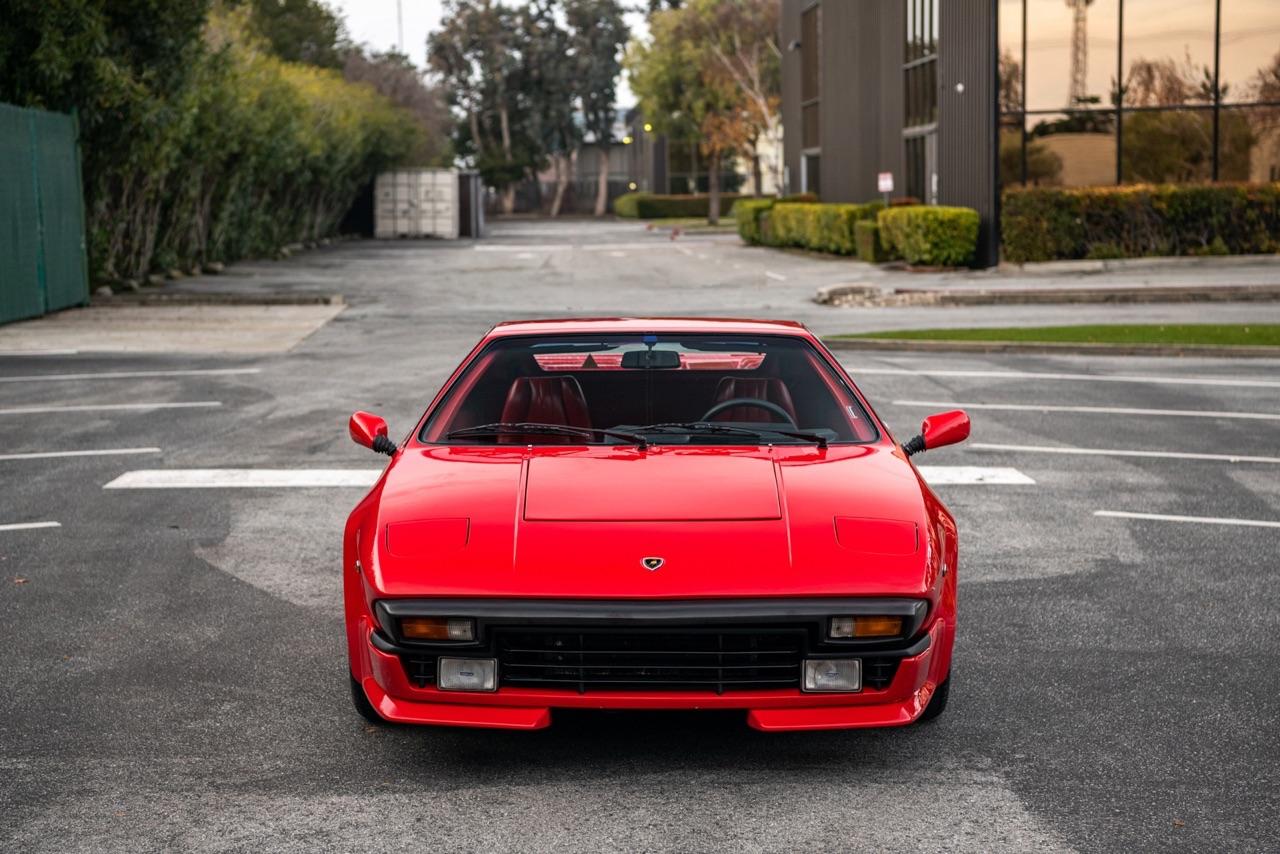 Lamborghini Jalpa - La malédiction du V8 ! 2