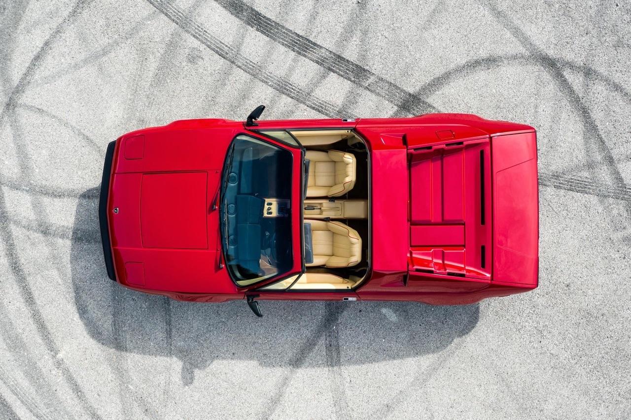 Lamborghini Jalpa - La malédiction du V8 ! 6