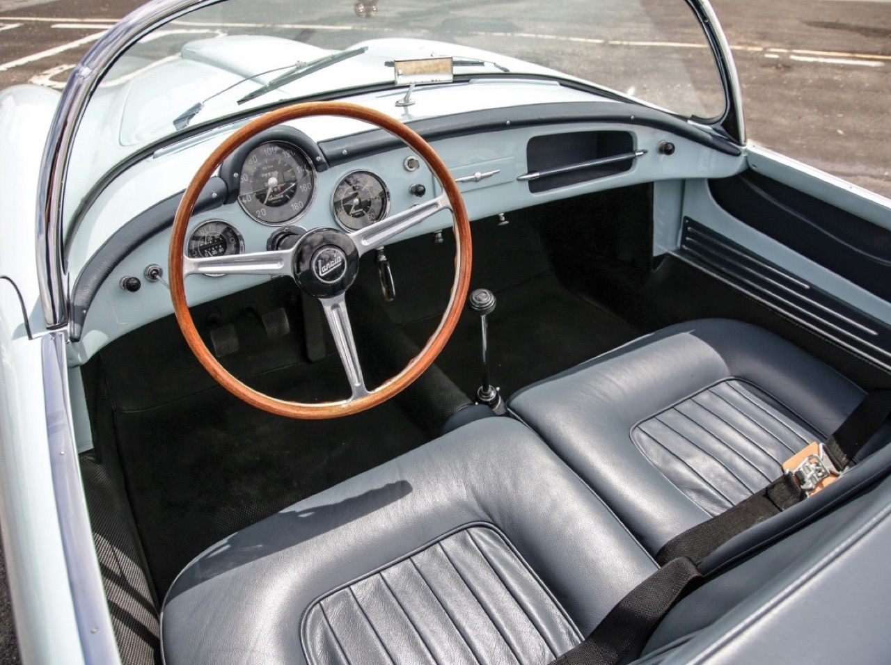'55 Lancia Aurelia Spider B24... Perfetto ! 9