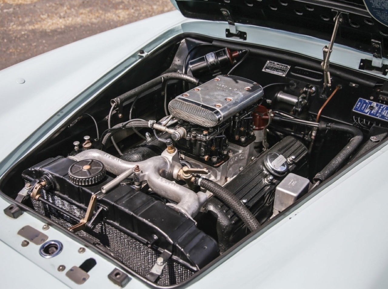 '55 Lancia Aurelia Spider B24... Perfetto ! 10