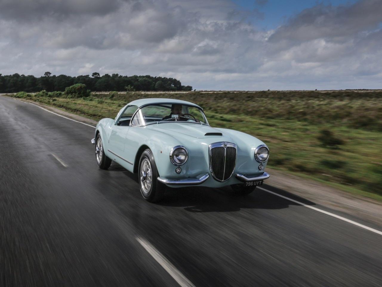 '55 Lancia Aurelia Spider B24... Perfetto ! 1