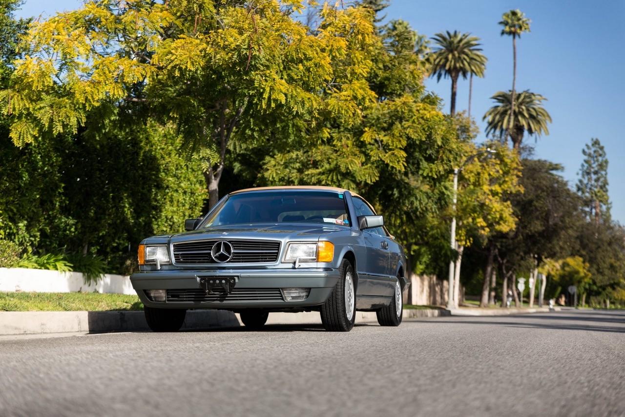 Mercedes 560 TEL et SEC Cab... L'utile et l'agréable ? 9