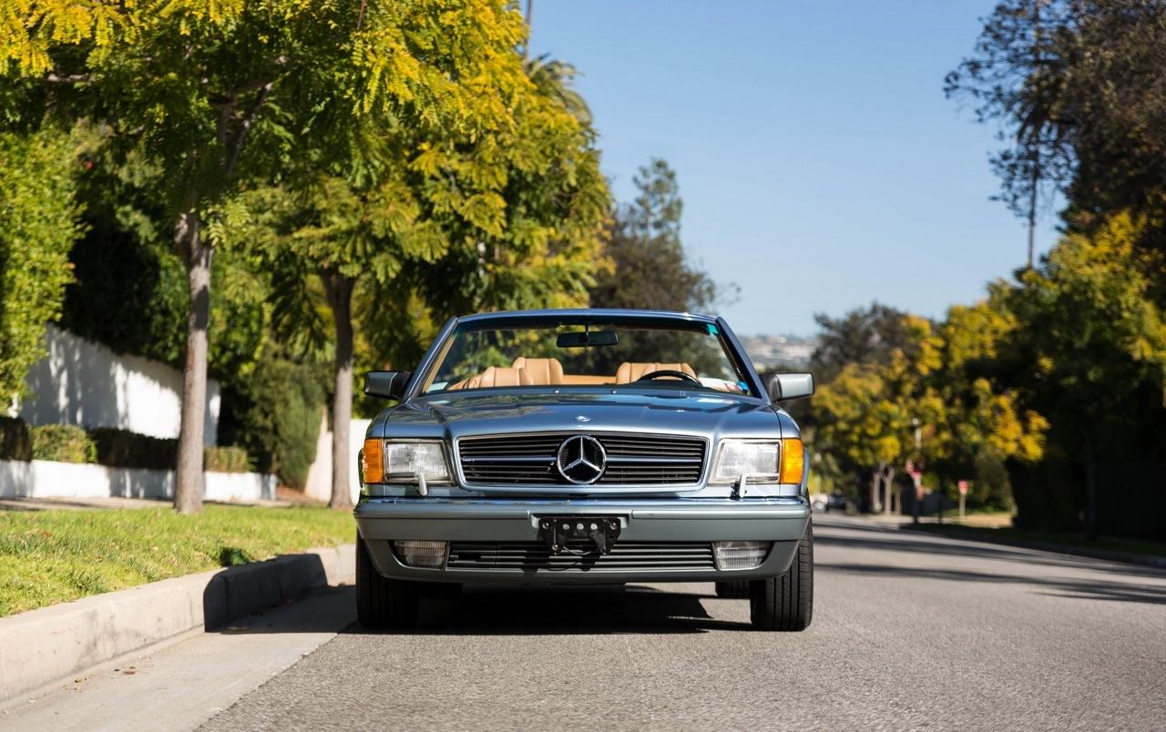 Mercedes 560 TEL et SEC Cab... L'utile et l'agréable ? 7