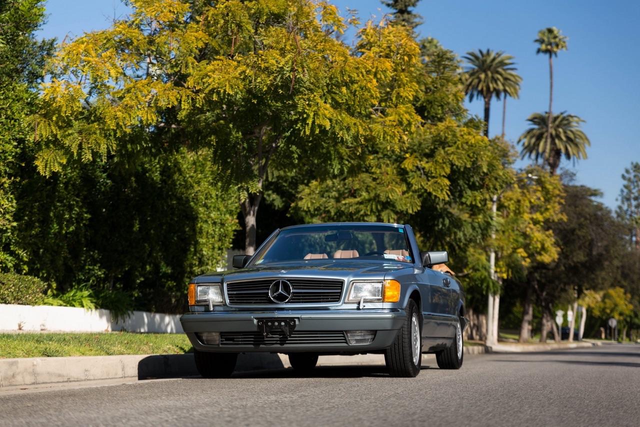 Mercedes 560 TEL et SEC Cab... L'utile et l'agréable ? 10