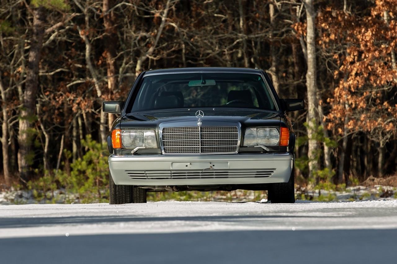 Mercedes 560 TEL et SEC Cab... L'utile et l'agréable ? 5