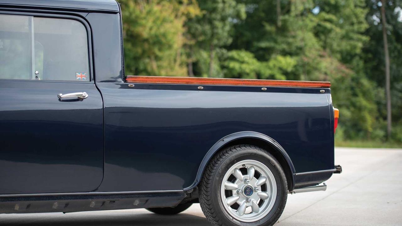 '72 Mini Pick-up... Mini utilitaire ! 8