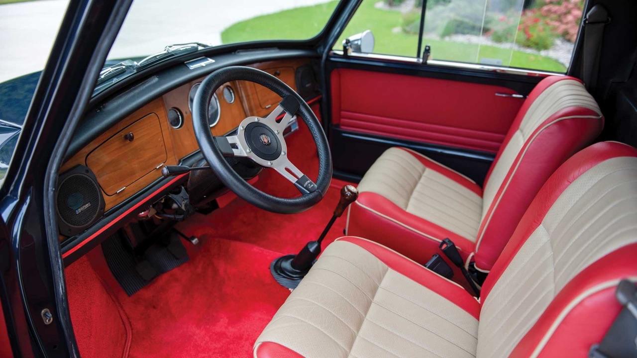 '72 Mini Pick-up... Mini utilitaire ! 10