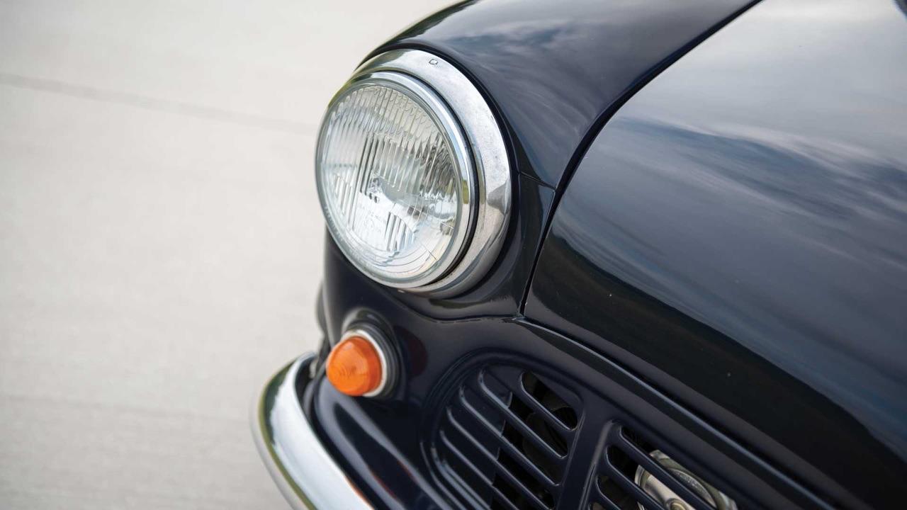 '72 Mini Pick-up... Mini utilitaire ! 1