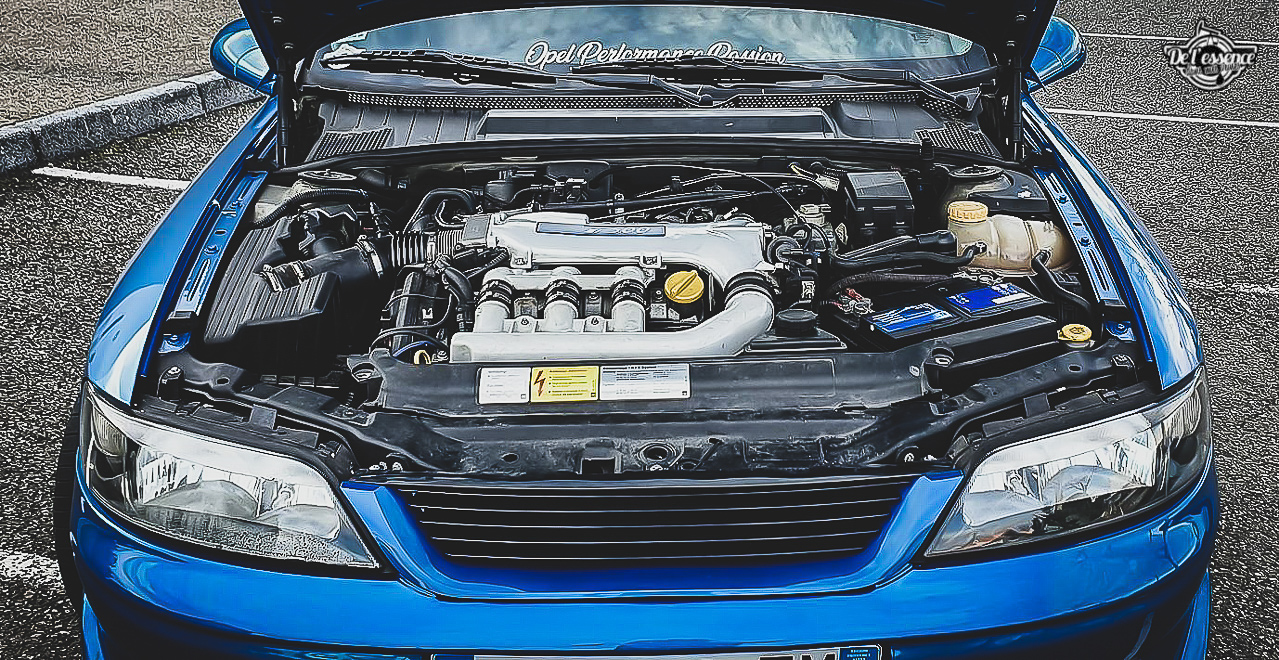 Opel Vectra V6 i500 replica... Papa pressé ! 12