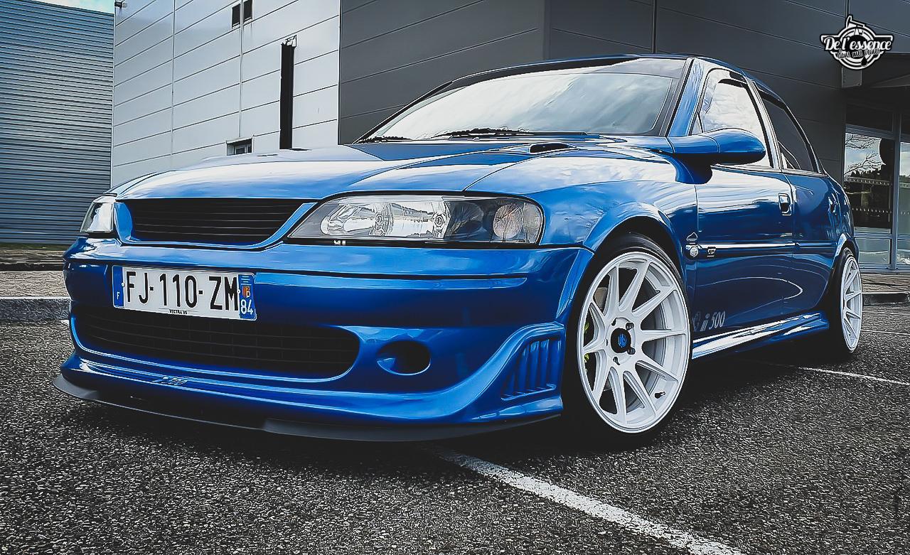 Opel Vectra V6 i500 replica... Papa pressé ! 6