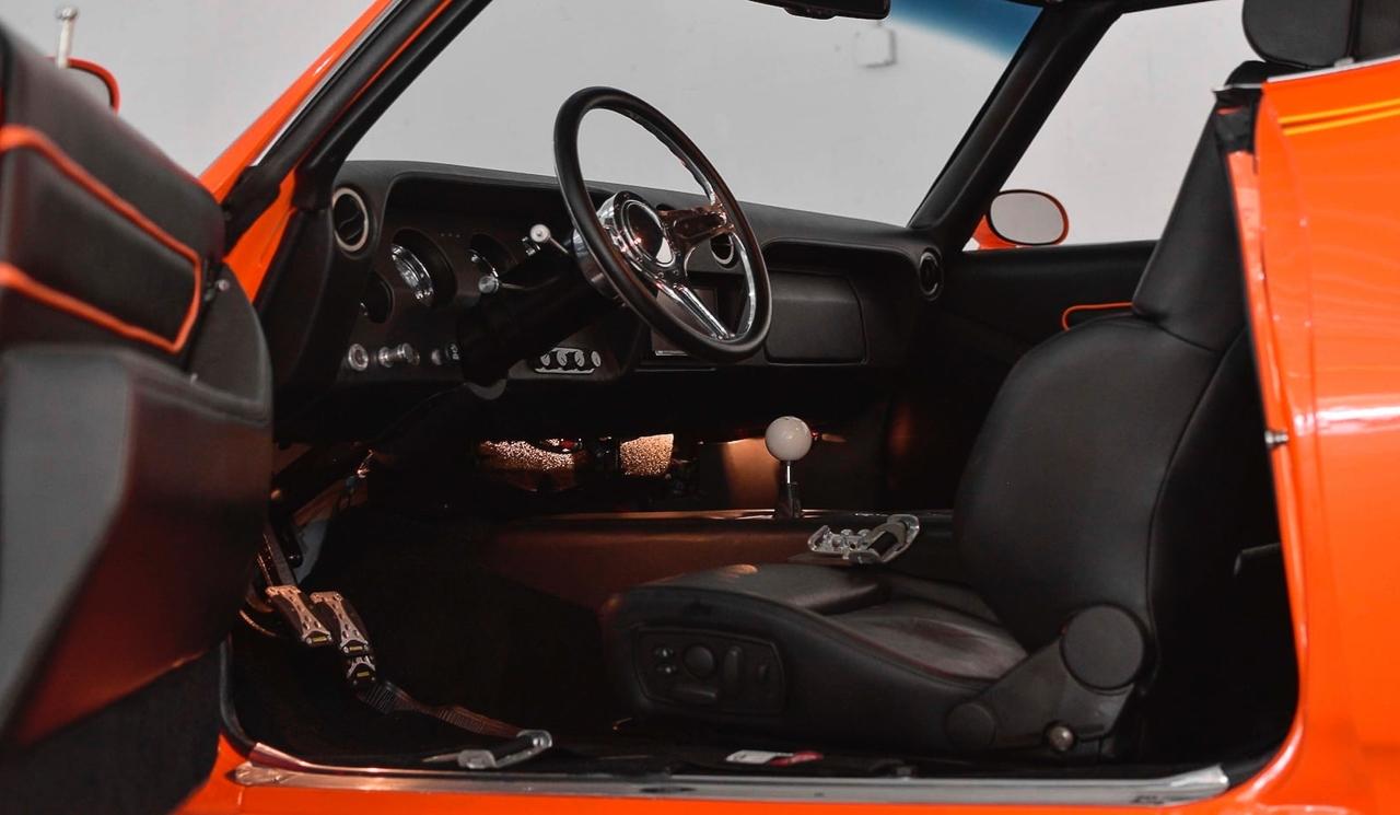 """'69 Pontiac LeMans GTO « The Judge » : Levez la main et dites """"J'le jure"""" ! 7"""