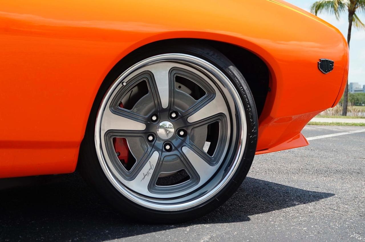 """'69 Pontiac LeMans GTO « The Judge » : Levez la main et dites """"J'le jure"""" ! 6"""