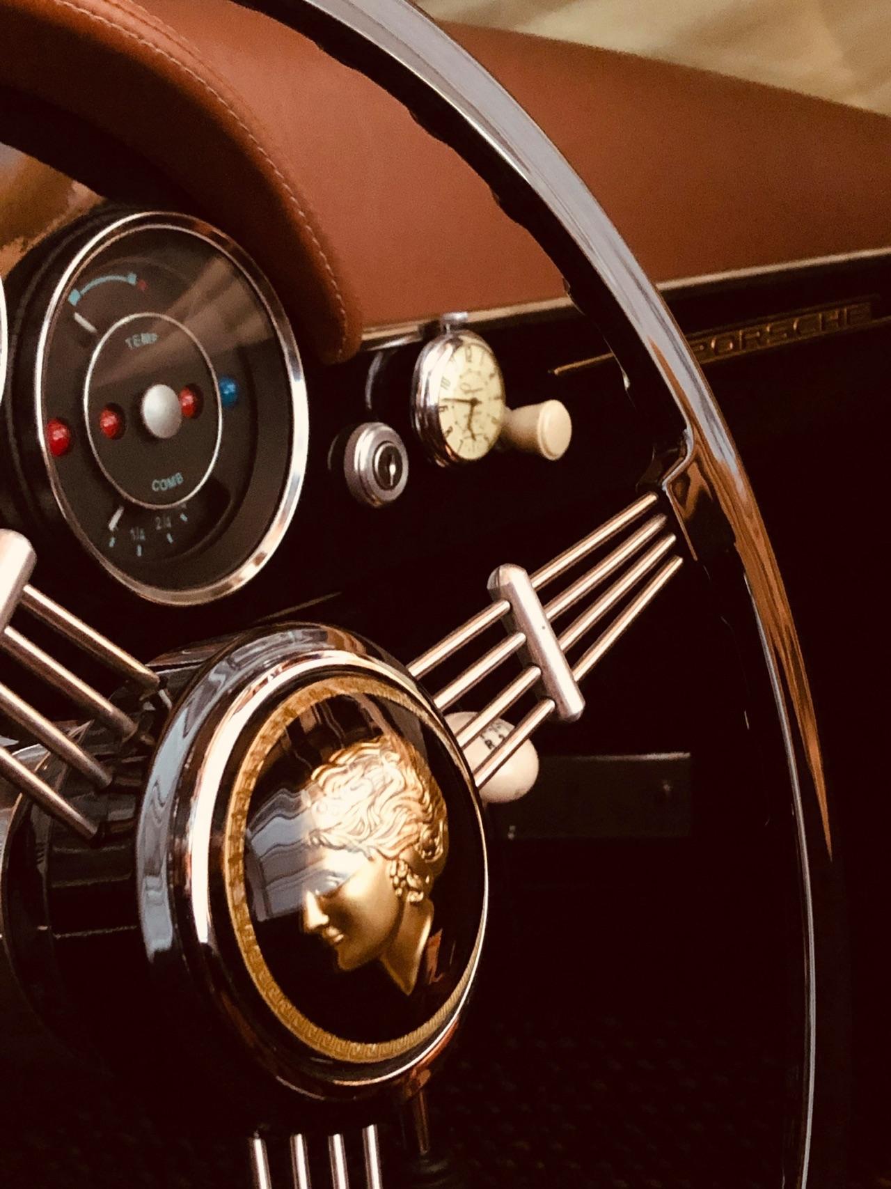 Porsche 356 Speedster... West Coast Choucrout' ! 6