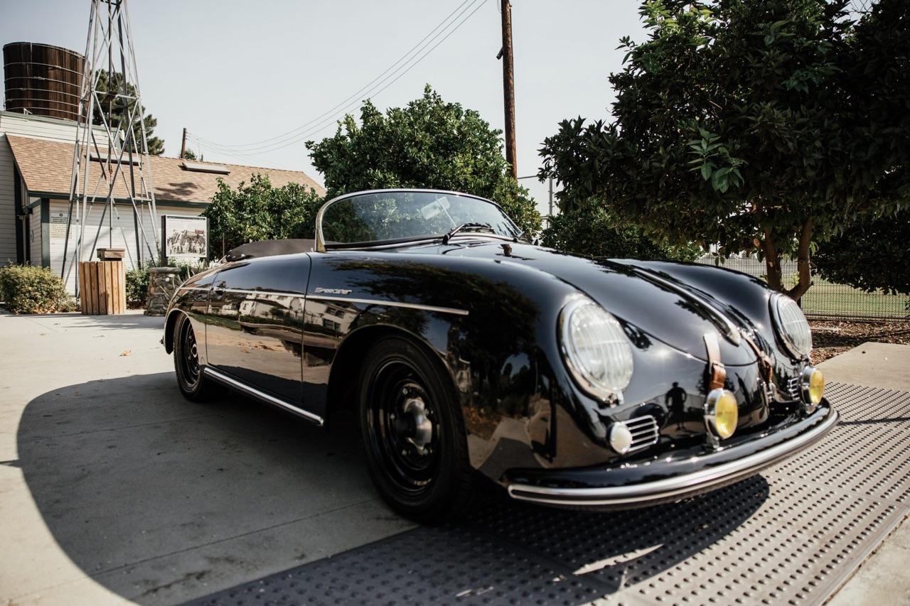 Porsche 356 Speedster... West Coast Choucrout' ! 7