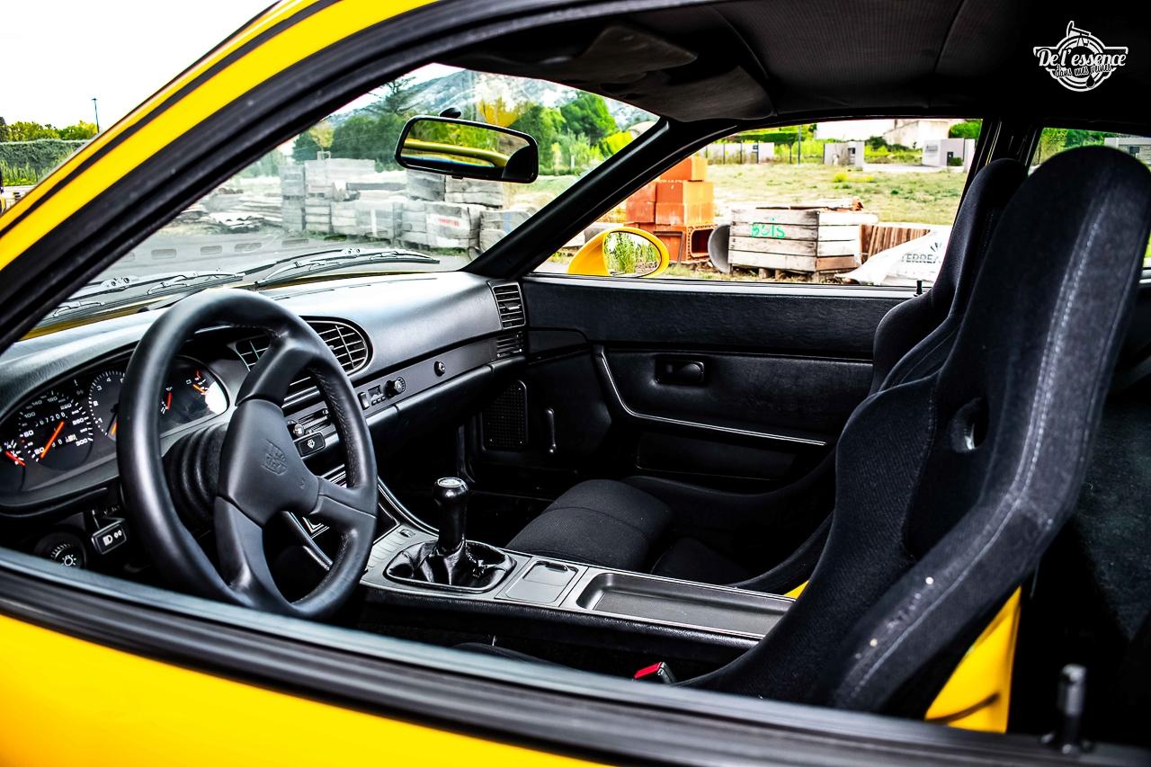 Porsche 968 CS - Par devant, c'est bien aussi… 4