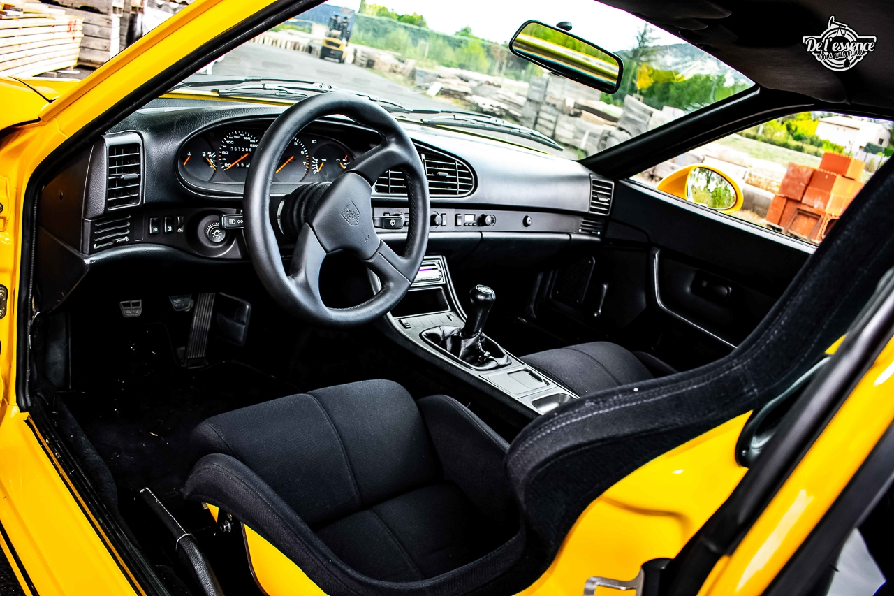 Porsche 968 CS - Par devant, c'est bien aussi… 9