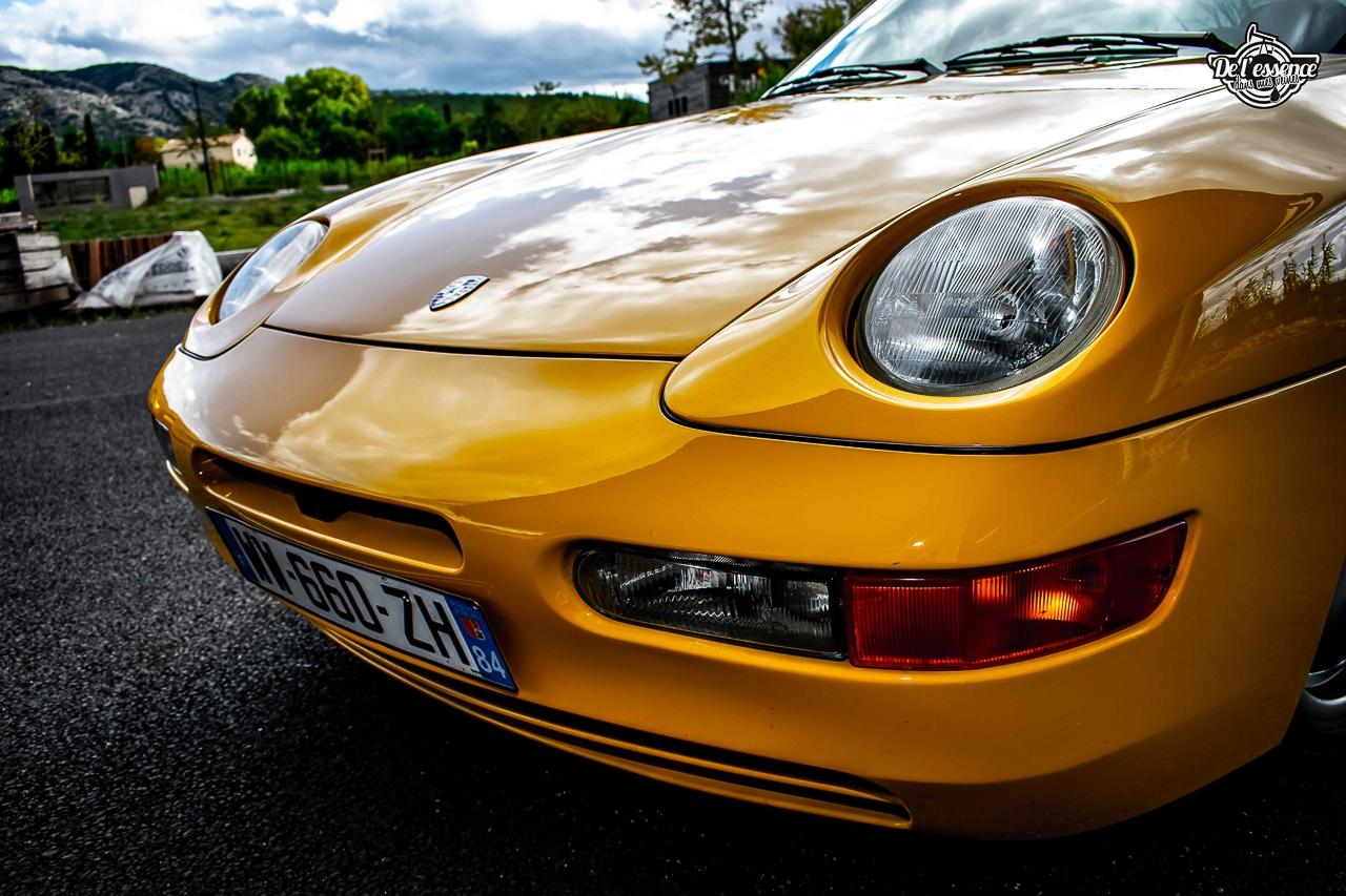 Porsche 968 CS - Par devant, c'est bien aussi… 6