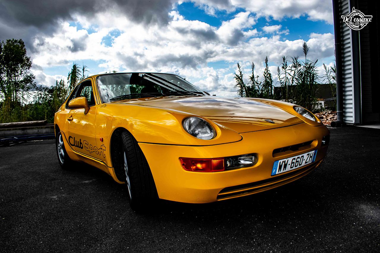Porsche 968 CS - Par devant, c'est bien aussi… 15
