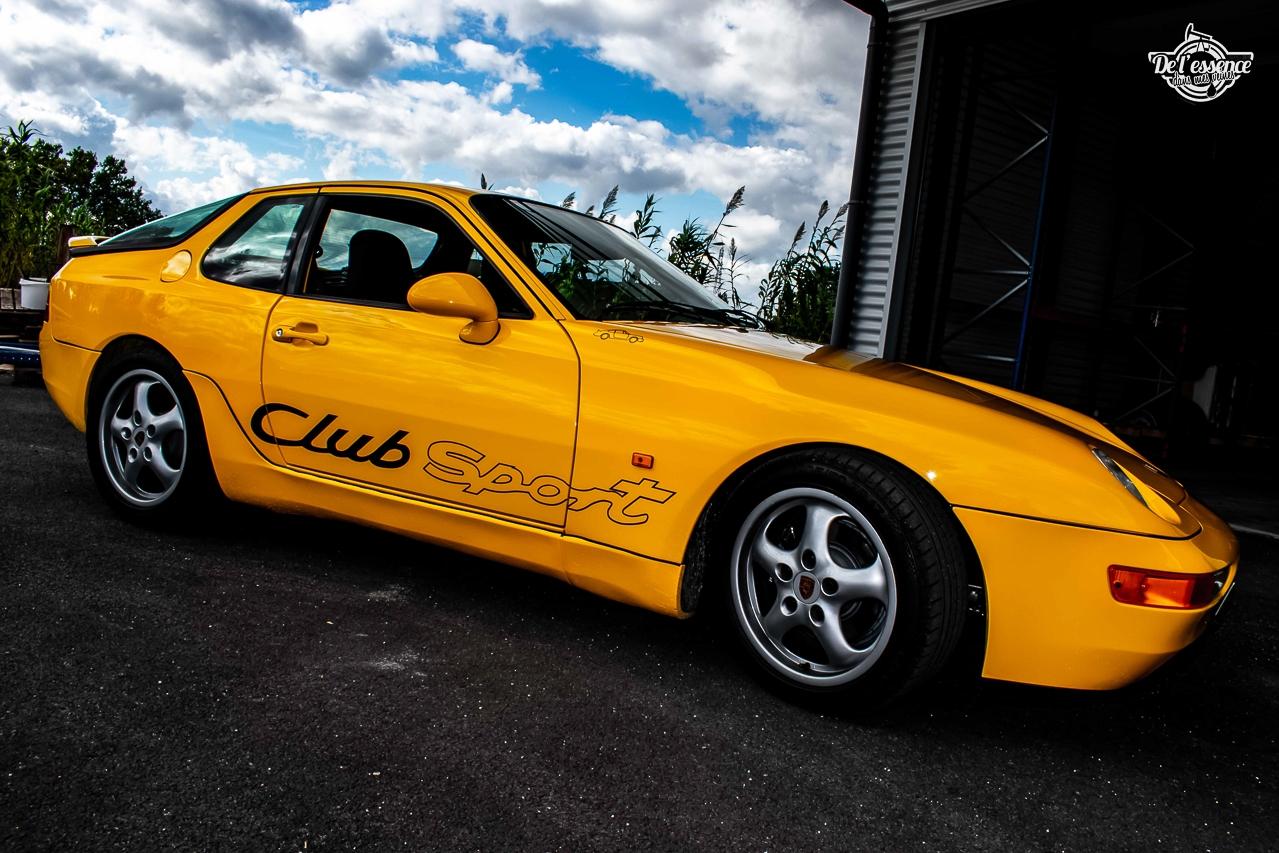 Porsche 968 CS - Par devant, c'est bien aussi… 14