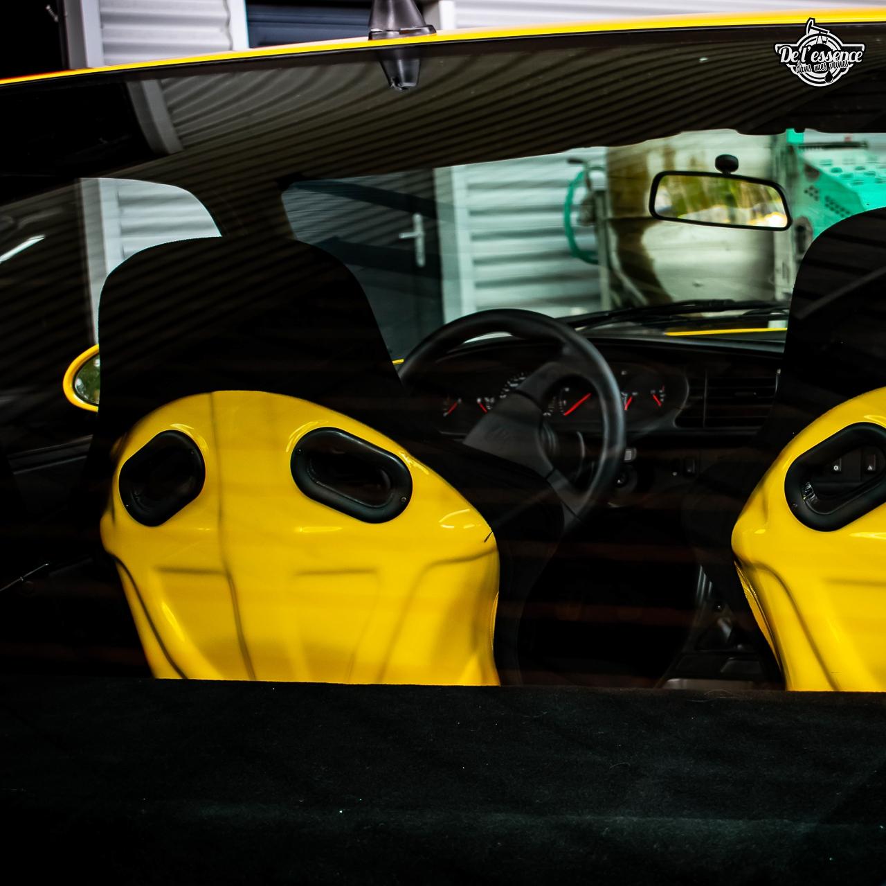 Porsche 968 CS - Par devant, c'est bien aussi… 10