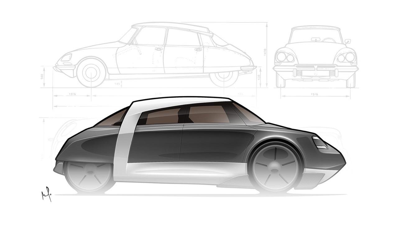 Revival Cars - Signé Amaury de Rodellec... Hier, c'est demain ! 1