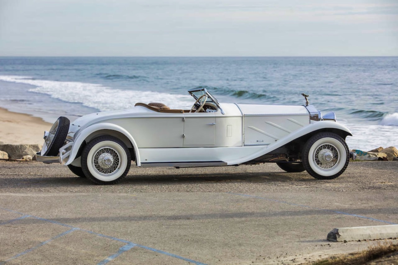 '24 Rolls Royce Silver Ghost Picadilly Special Roadster - Made in America ! 6