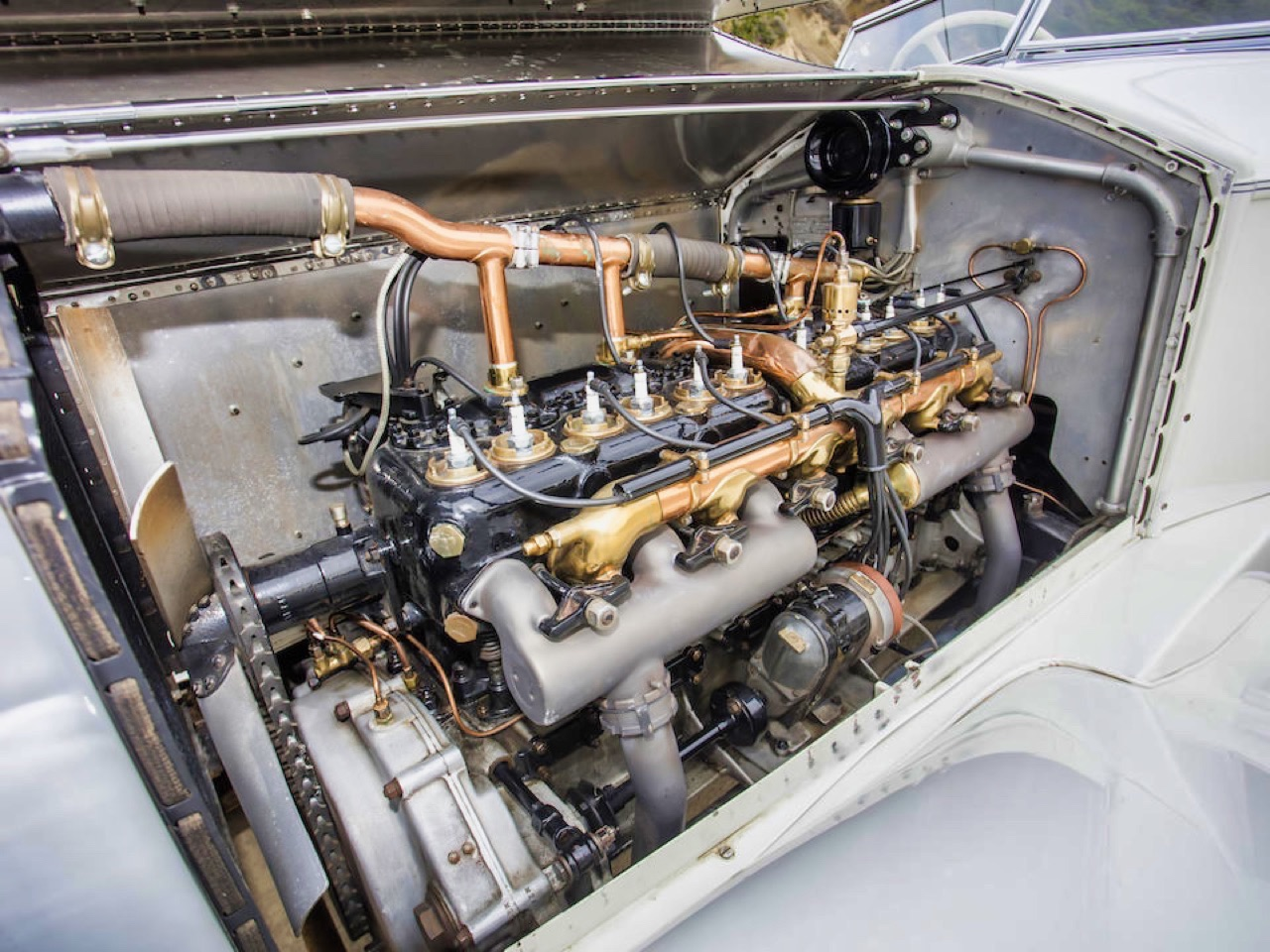 '24 Rolls Royce Silver Ghost Picadilly Special Roadster - Made in America ! 12