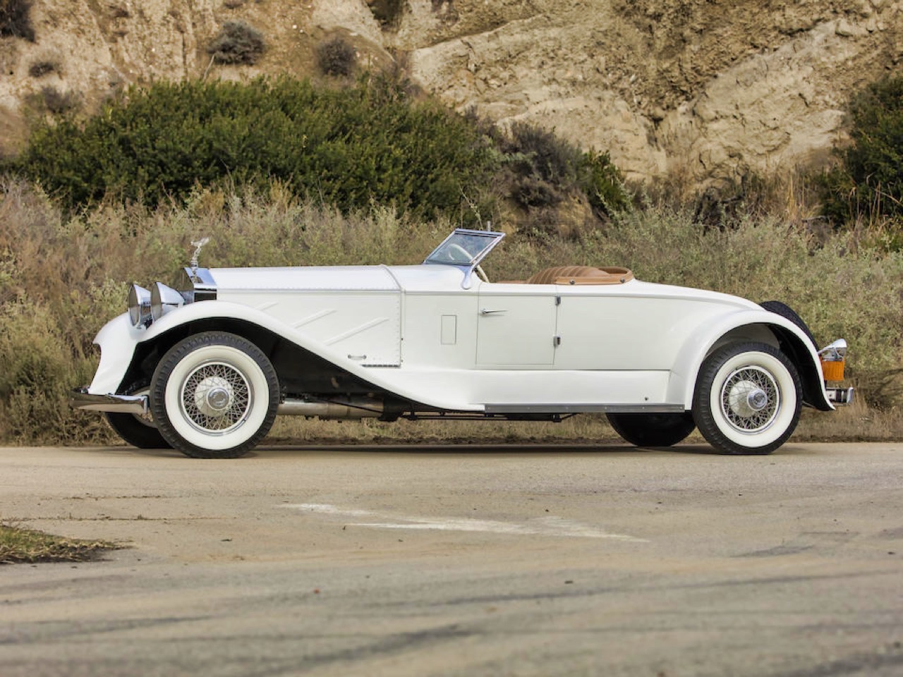 '24 Rolls Royce Silver Ghost Picadilly Special Roadster - Made in America ! 15
