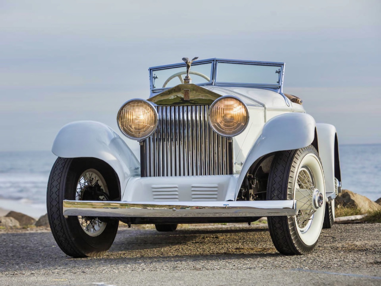 '24 Rolls Royce Silver Ghost Picadilly Special Roadster - Made in America ! 8