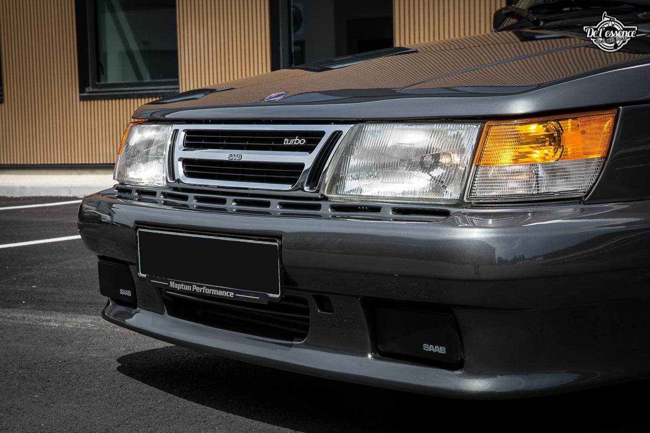 Saab 900 T16 RBM Performance : Chaude la suédoise ! 6