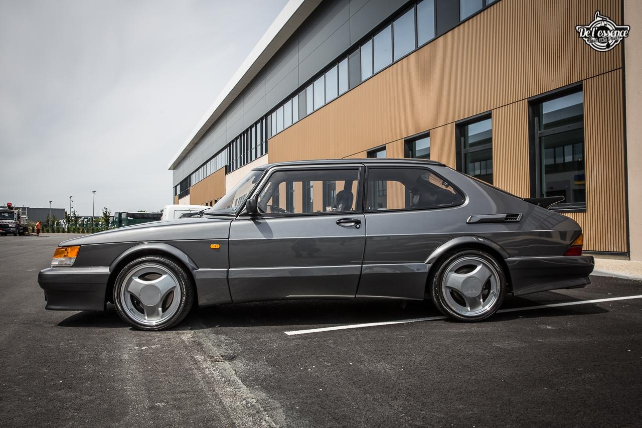Saab 900 T16 RBM Performance : Chaude la suédoise ! 8