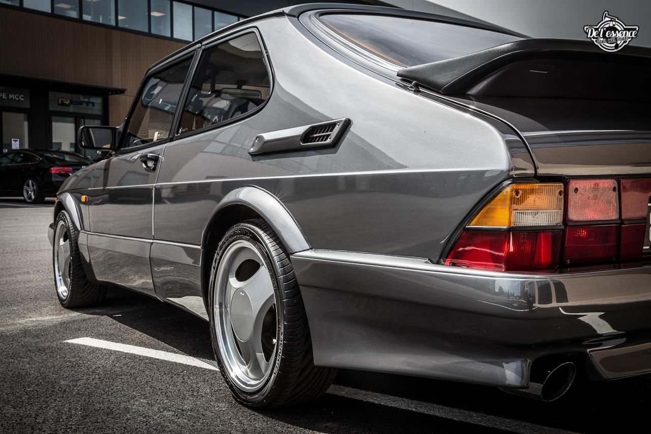 Saab 900 T16 RBM Performance : Chaude la suédoise ! 2