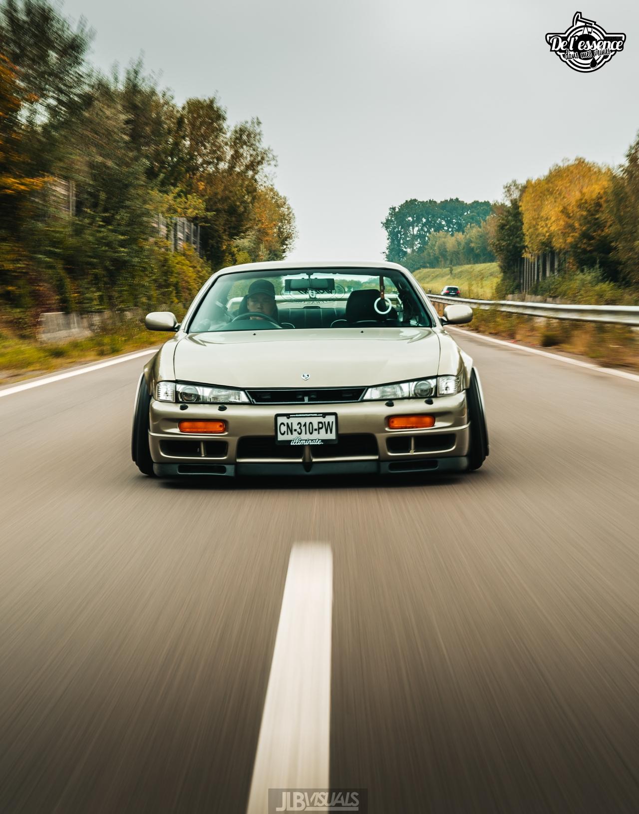 Nissan S14 Zenky - La belle Silvia ! 4