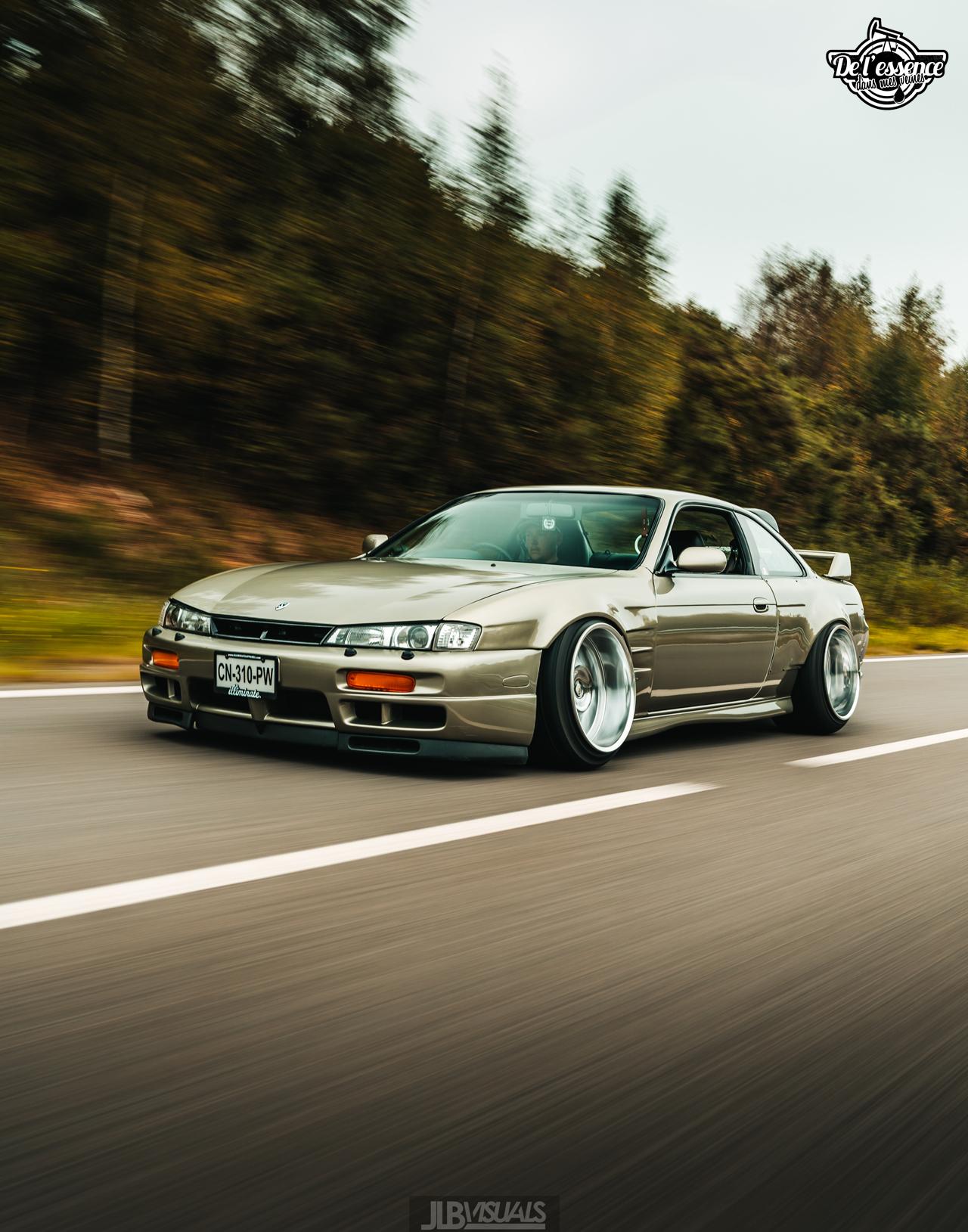 Nissan S14 Zenky - La belle Silvia ! 1