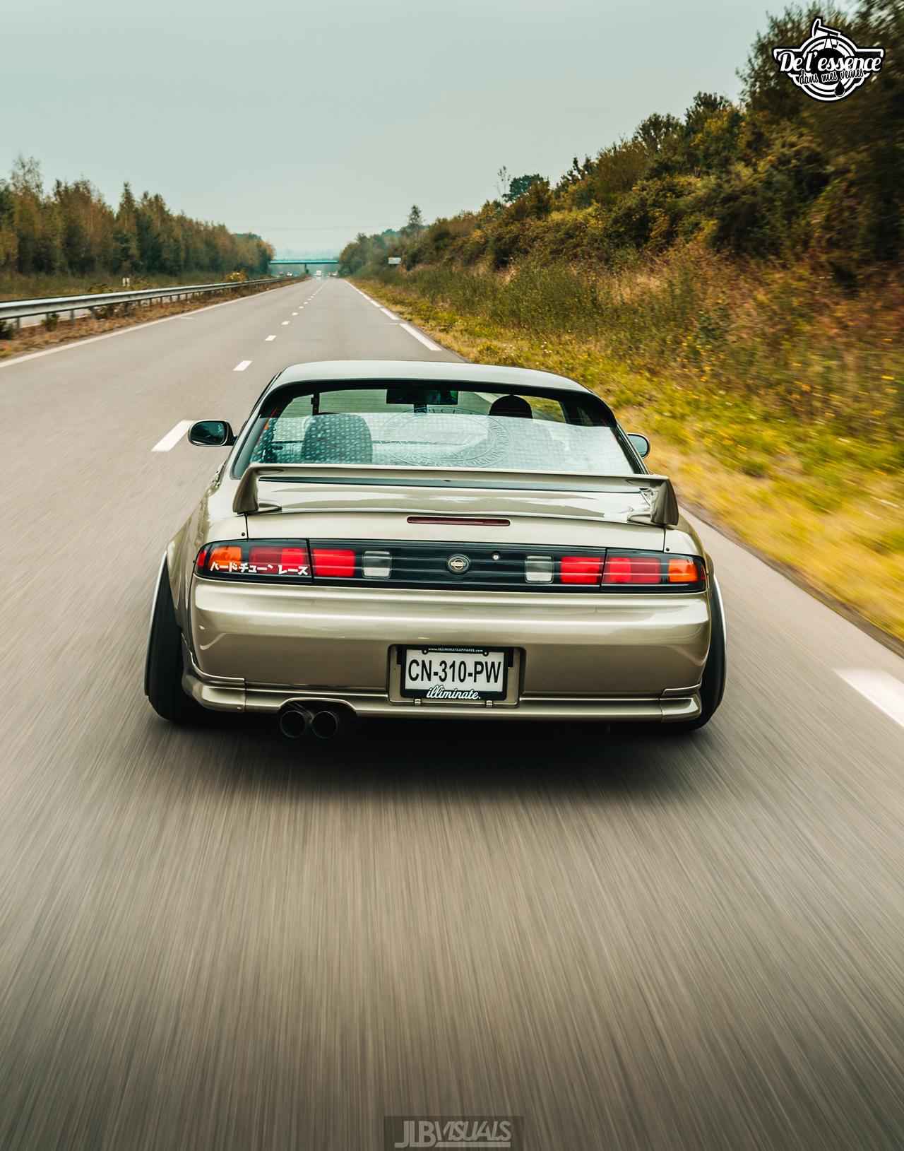 Nissan S14 Zenky - La belle Silvia ! 9