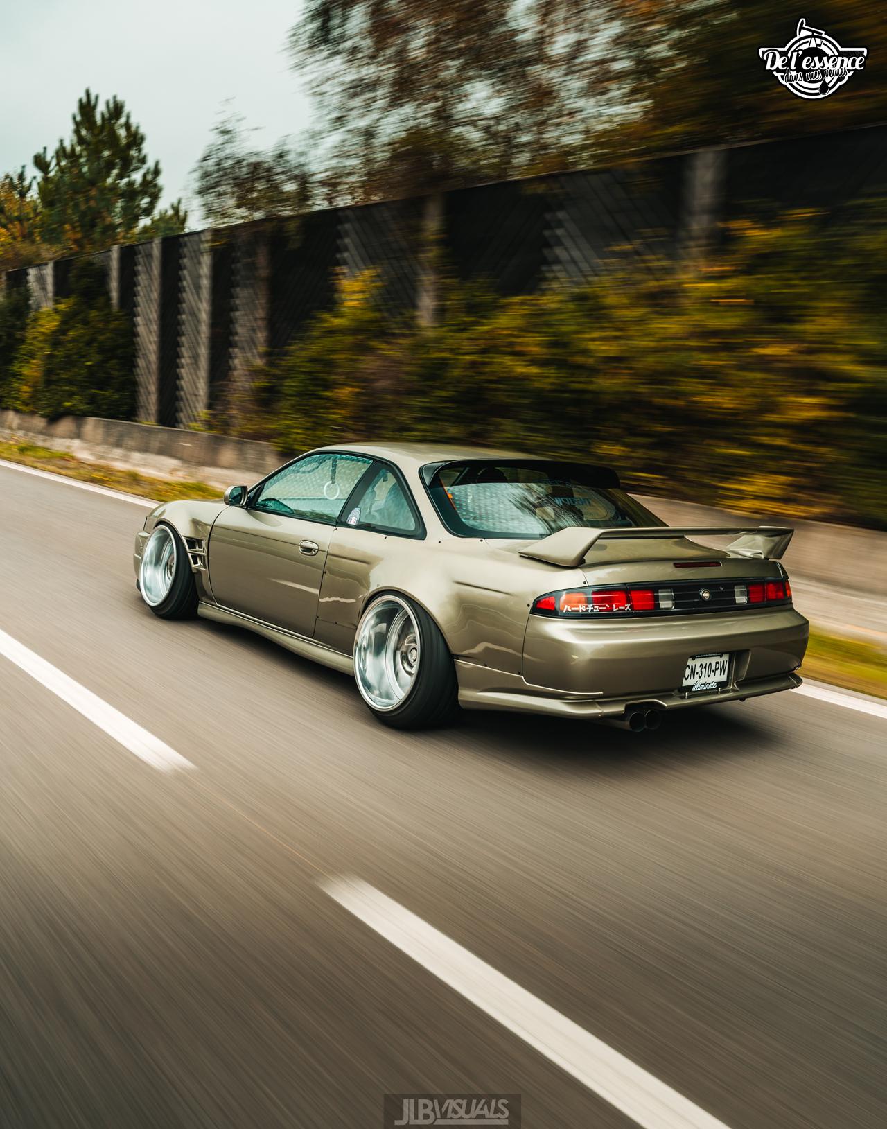 Nissan S14 Zenky - La belle Silvia ! 7
