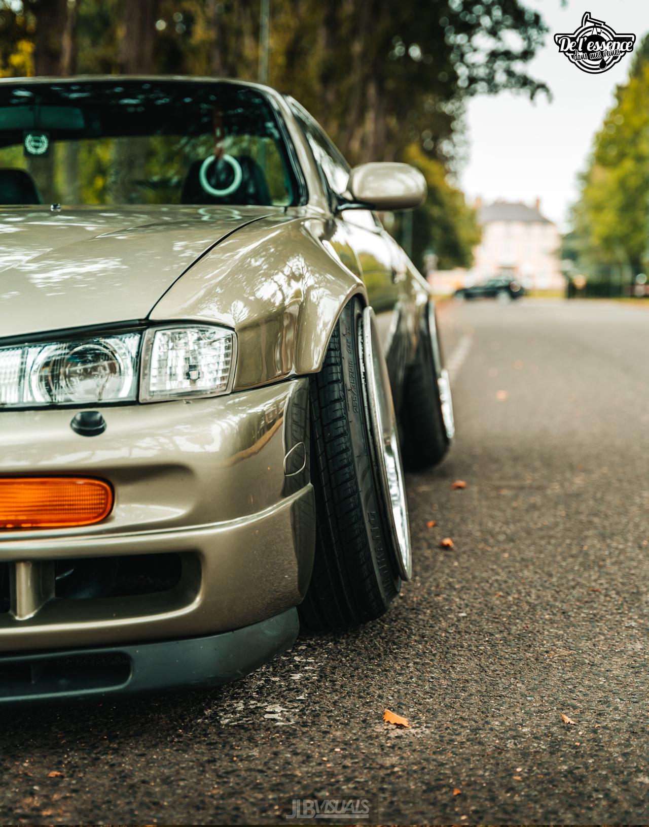 Nissan S14 Zenky - La belle Silvia ! 6