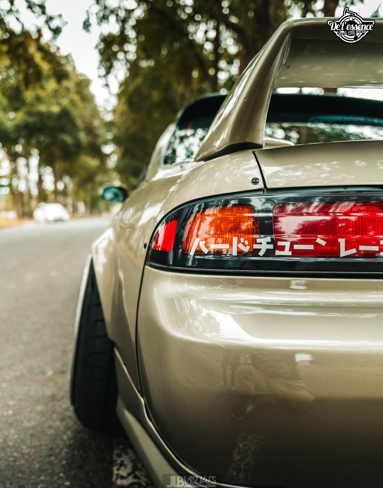 Nissan S14 Zenky - La belle Silvia ! 3