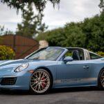 Porsche 991 Targa 4s Exclusive Design Edition : Seulement 100...