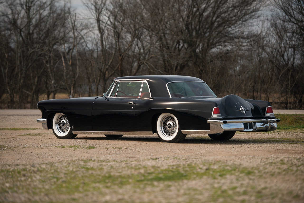 '56 Continental Mark II Restomod - Le coupé Limousine ! 3