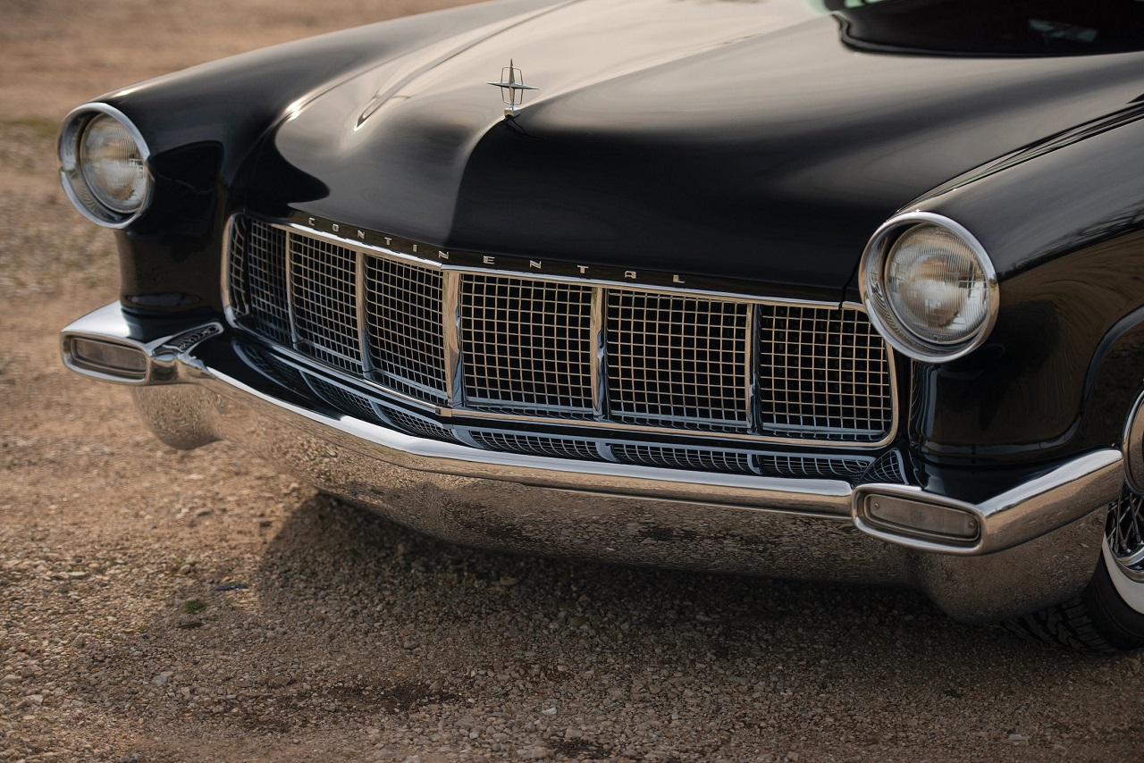 '56 Continental Mark II Restomod - Le coupé Limousine ! 6