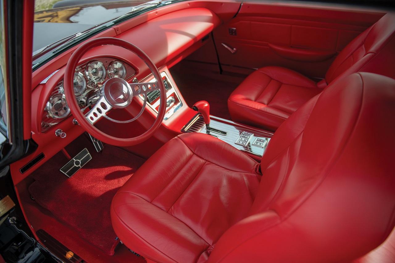 '56 Continental Mark II Restomod - Le coupé Limousine ! 7