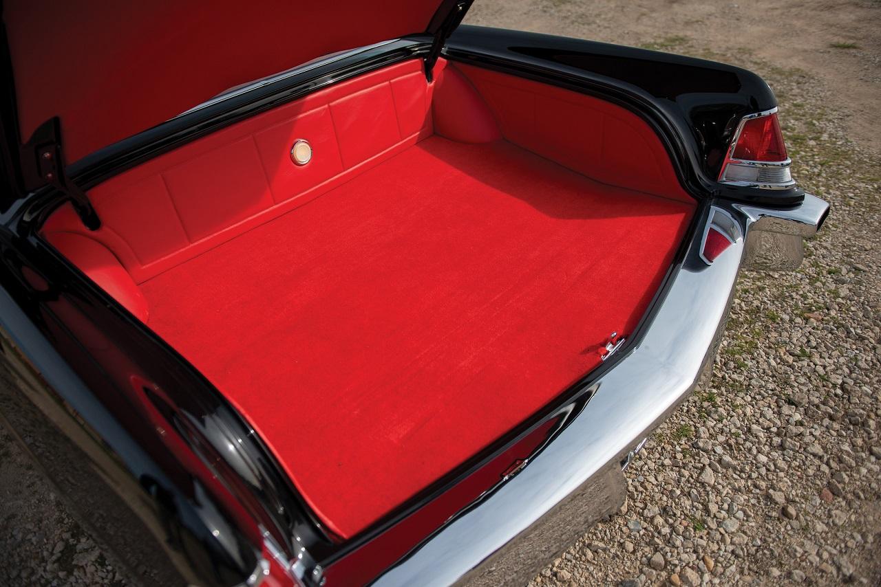 '56 Continental Mark II Restomod - Le coupé Limousine ! 9
